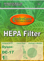 Dyson DC17 HEPA Post Vacuum Filter 994