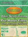 Dyson DC18 Enviro Pre Motor Vacuum Filter 991
