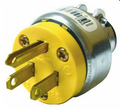 FitAll 3-Prong Male Plug 2867