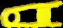 1987-2007 Yamaha XT 225; 1987-2005 TT 225 Front Chain Slider