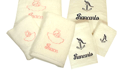 Cannon Royal Family Personalized Towels