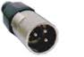 Heil XLR-3M 3 Pin XLR Male Connector
