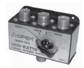 COAX ANTENNA SWITCH - 3-WAY
