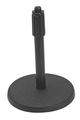 Desk Stand Adj. Height -  Black