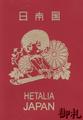 Axis Powers Hetalia Passport Notebook - Japan