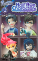 Ao no Exorcist Half Age Trading Figure Collection Vol.2 - Okumura Yukio with Book