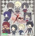 Fate/Zero Rubber Strap Collection Chapter 2 - Kayneth Archibald El-Melloi