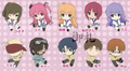 Angel Beats! Rubber Strap Collection Vol.2 - Takeyama