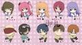 Angel Beats! Rubber Strap Collection Vol.2 - Matsushita