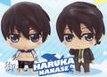 Free! Karakore Trading Figures - Nanase Haruka Swimsuit ver.