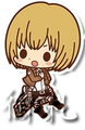 Attack on Titan Rubber Straps - Armin Arlert