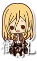Attack on Titan Rubber Straps - Krista Lenz