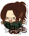 Attack on Titan Rubber Straps - Hange Zoe