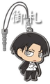 Attack on Titan Dust Plug Straps - Levi suit ver.