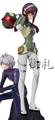 Rebuild of Evangelion Portraits Trading Figures Vol. 6 - Makinami Mari shiny ver.