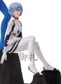 Rebuild of Evangelion Portraits Trading Figures Vol.7 - Ayanami Rei
