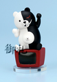 Dangan Ronpa the Animation Collection Figures - Monokuma