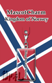 Flags of the World Mascot Charms - Norway