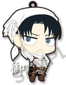 Attack on Titan Trading Rubber Straps - Levi cleaning ver.