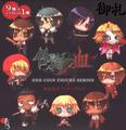 Nitro+CHiRAL Togainu no Chi One Coin Grande Figure Collection - Akira Uniform Version