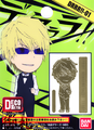 Durarara!! DecoMeta Sticker Collection - Shizuo Chibi Version