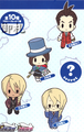 Ace Attorney Rubber Strap Collection Vol. 1 - Steel Samurai