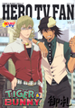 Tiger & Bunny Hero TV Fan Book Vol.1