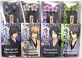 Hakuouki Character Earbud Headphones - Saitou Hajime Version