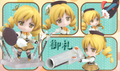 Tomoe Mami Nendoroid Collectible Figure