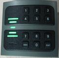 ZKACCESS KR502M* Read 13.56MHz Mifare card number, Part No# KR502M*
