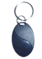 ZKACCESS Key-Fobs 125KHz KeyFobs (Read Only), Part No# Key-Fobs