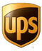 We ship by UPS