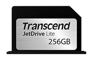 JetDrive™ Lite 330 removable storage expansion card 256GB for Macbook Pro Retina