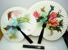 Small Folding Hand Fan