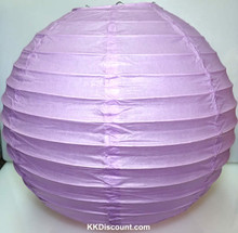 Purple Chinese Paper Lantern