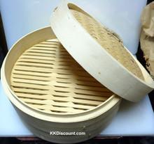Bamboo Steamer 10 inch set