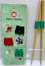 Pro Chops Practice Training Chopsticks Holder