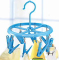 Small Round Clothespins Drying Rack