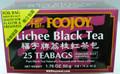 Foojoy Lichee Lychee Black Tea