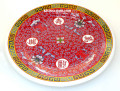 Longevity Melamine Plastic Round 14 inch Plate
