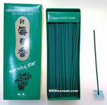 Morning Star Cedarwood Incense