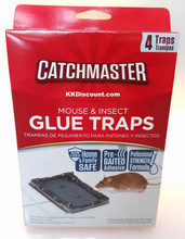 Catchmaster Mouse Glue Traps