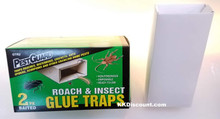 Pest Guard Roach & Insect Glue Traps