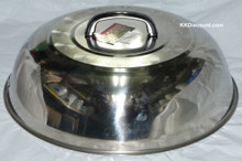 34cm Stainless Steel 14 Inch Wok Cover