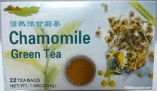 Chamomile Green Tea Box