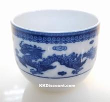 Dragon Phoenix Tea Cup