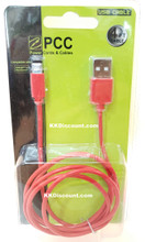 PCC Android Blackberry 4FT Micro USB Cable