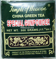 Temple of Heaven China Gunpowder Green Tea 500g