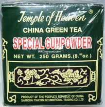 Temple of Heaven China Gunpowder Green Tea 250g