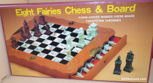 Eight Fairies Asian Chess Set Deluxe